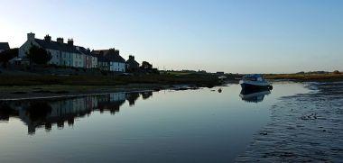 Evening light Aberffraw Golau'r Hwyr Aberffraw