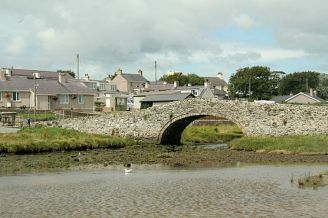 The-bridge-at-Aberffraw-lar