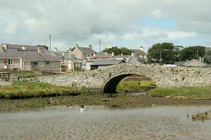 The-bridge-at-Aberffraw-lar
